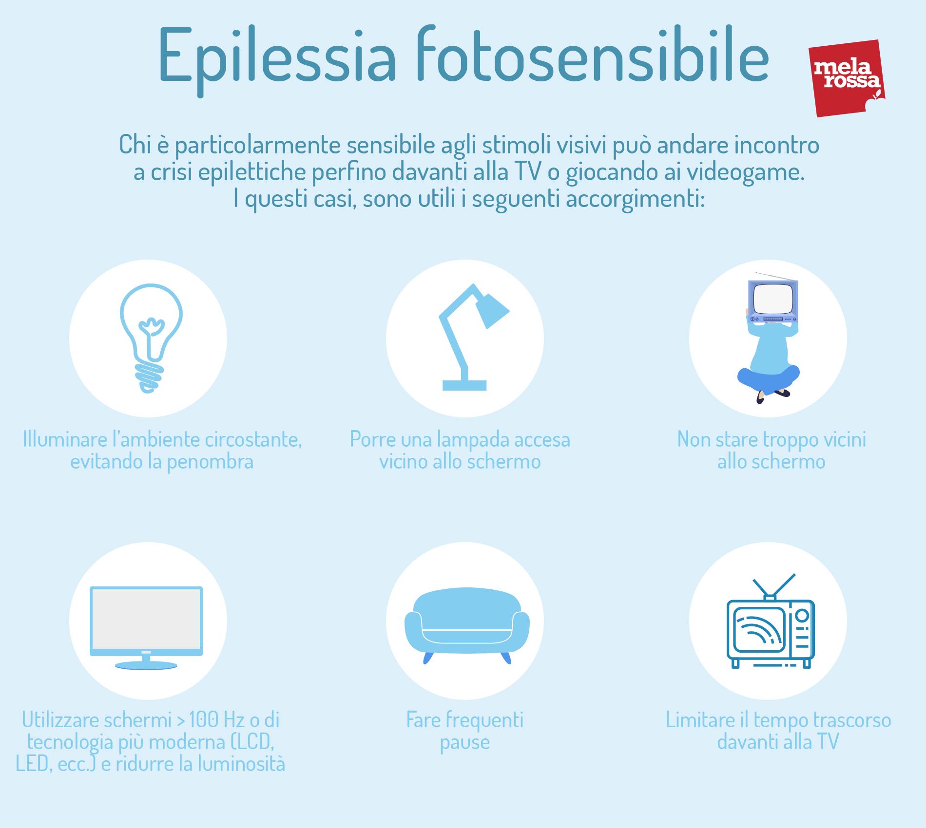 epilessia fotosensibile