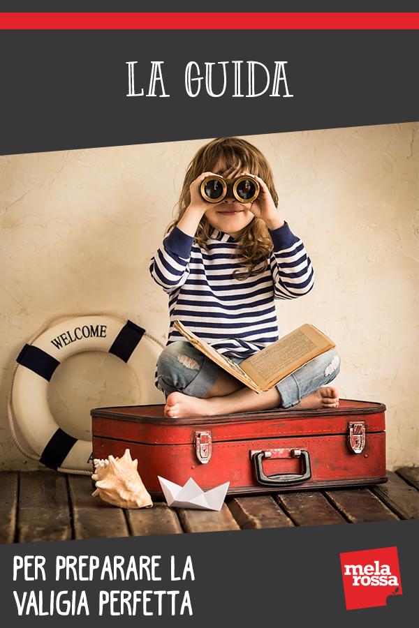la guida per preparare la valigia perfetta