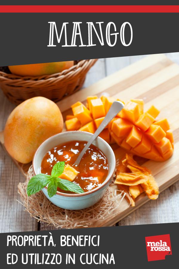 mango: valori nutrizionali, calorie, benefici e ricette