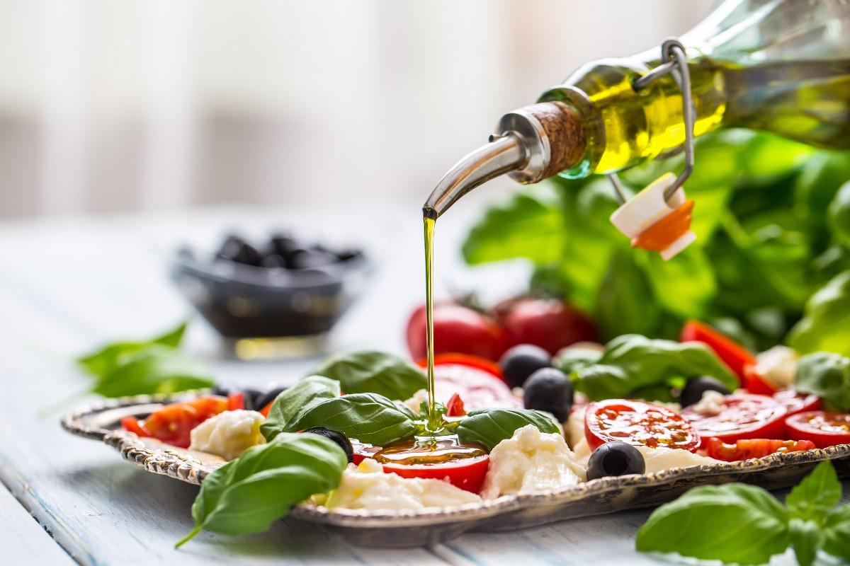 insalata caprese: ricetta