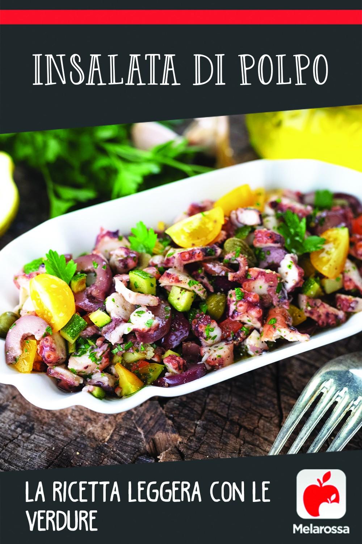 insalata di polpo ricetta