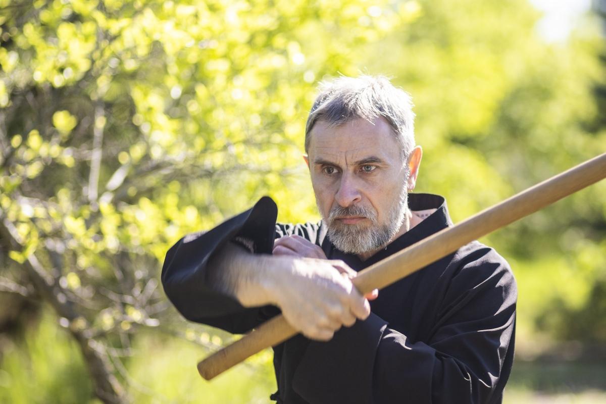 le armi nel kung fu