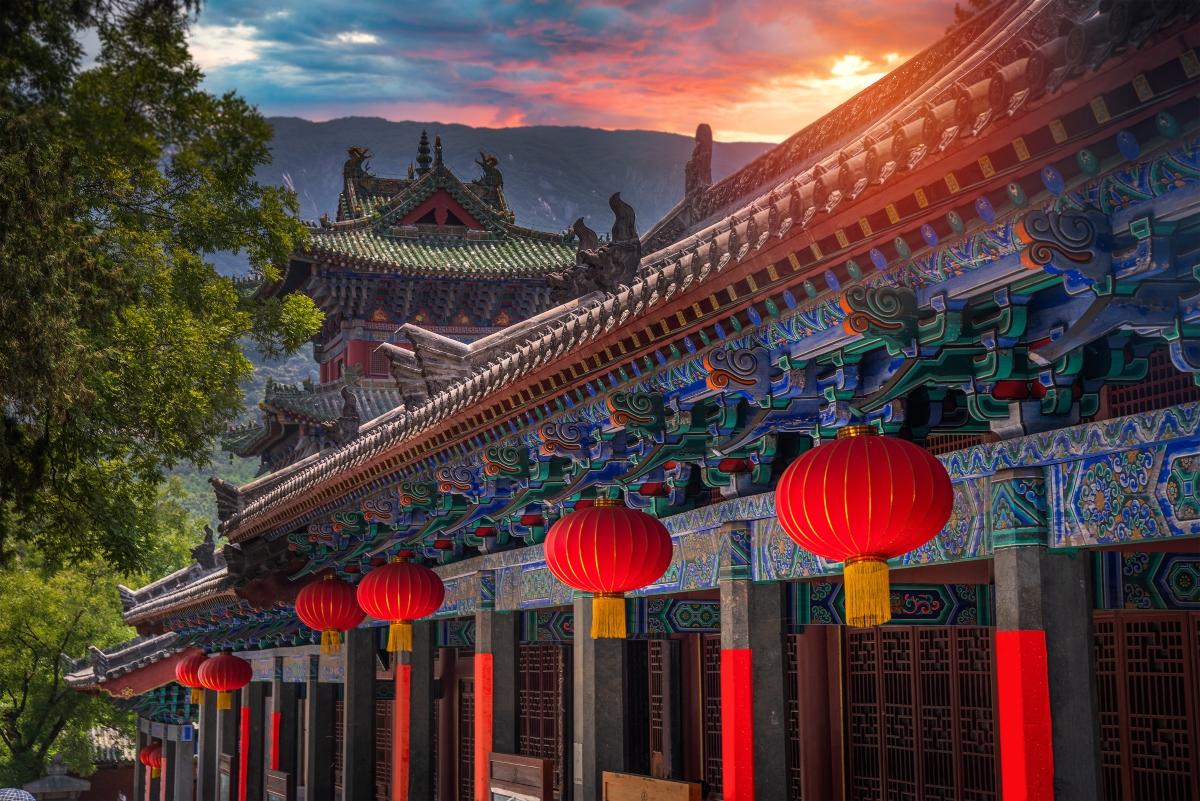 kung fu: storia