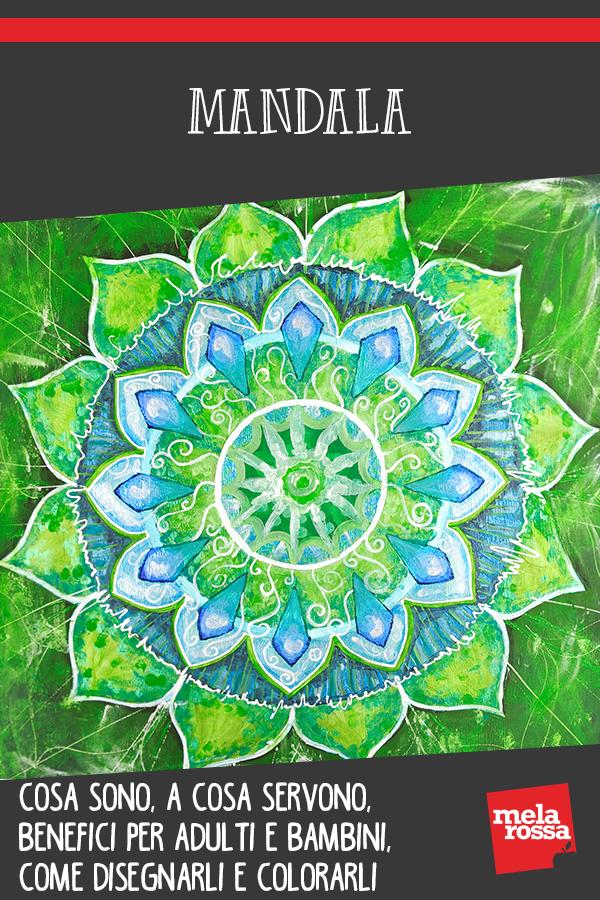 Mandala: cosa sono, a cosa servono, benefici per adulti e bambini, come disegnare e colorare