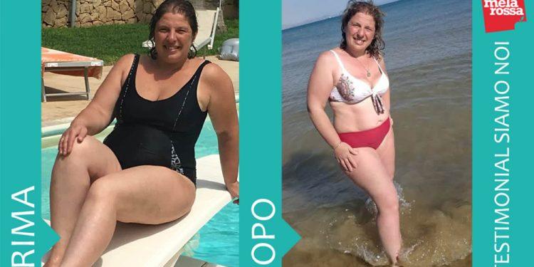 dieta melarossa maria 16 kg