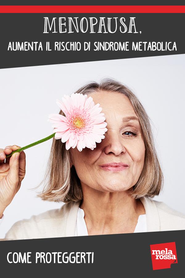 menopausa fattore di rischio sindrome metabolica
