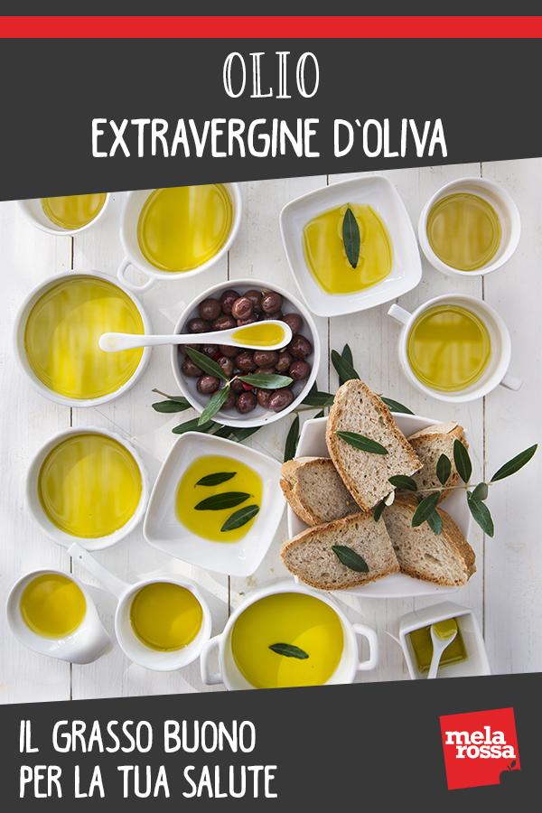 olio extra vergine d'oliva: grasso che fa bene alla salute