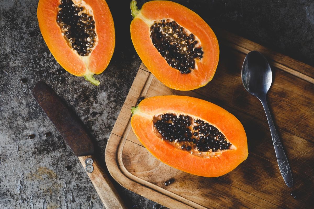 papaya: controindicazioni