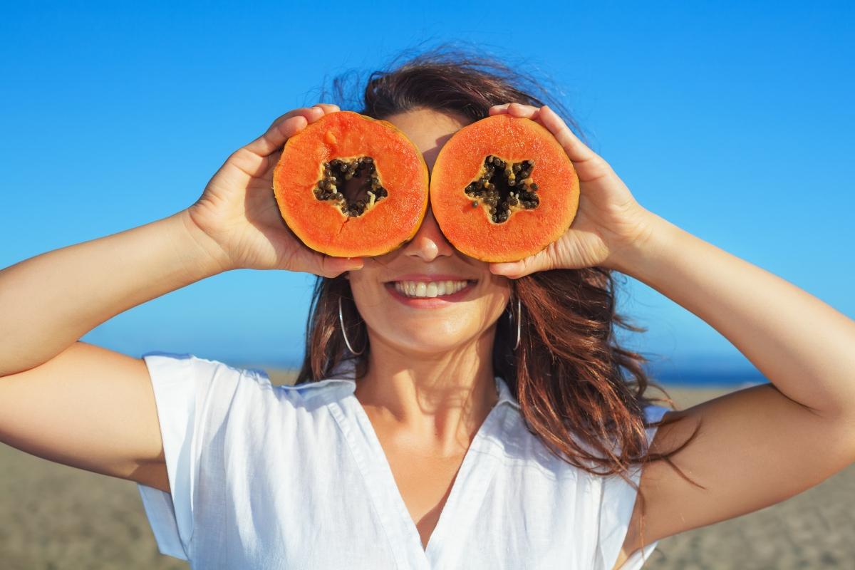 papaya: usi in bellezza