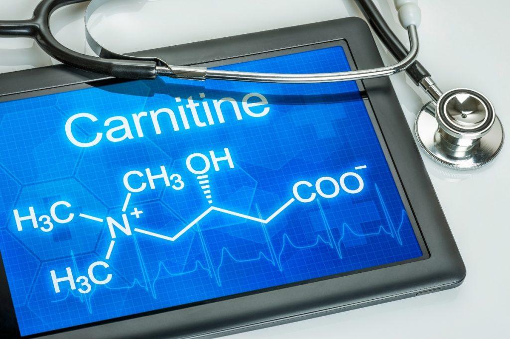 proprietà e benefici della carnitina