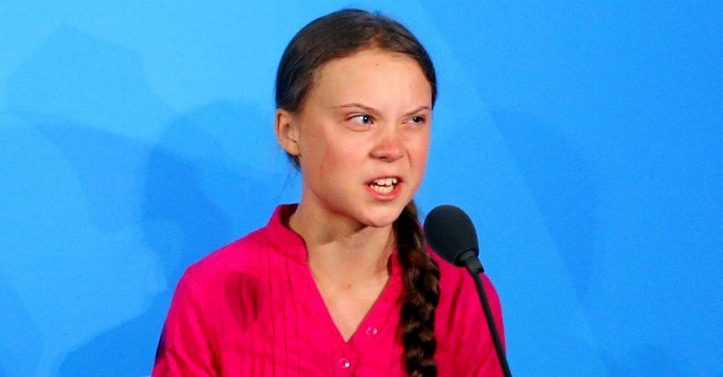 sindrome di Asperger: Greta Thunberg