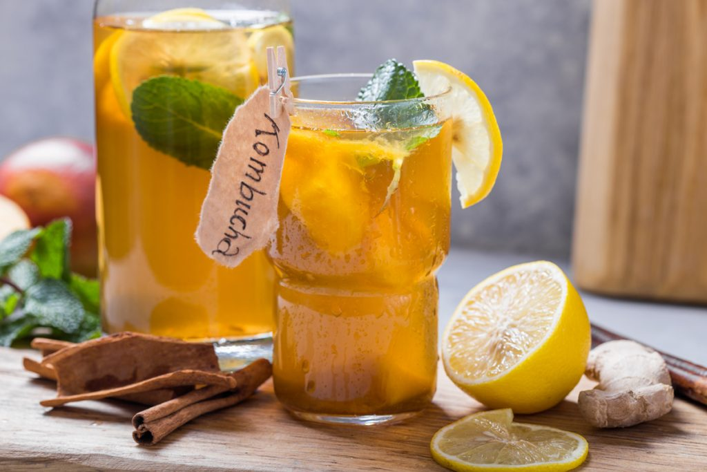 kombucha: il tè