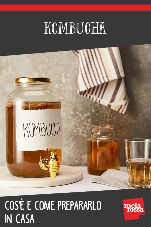 kombucha: il tè che fa bene