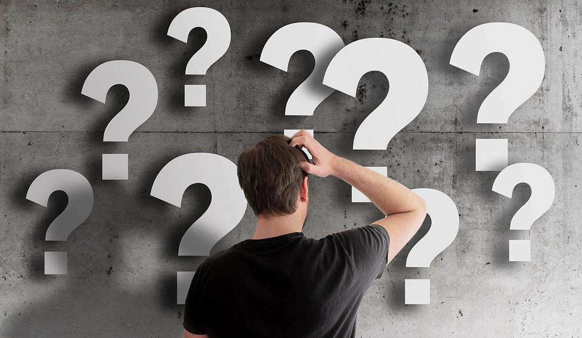 perché facciamo sempre gli stessi errori ?