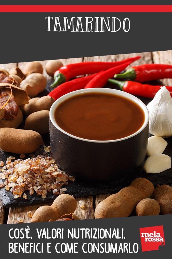 tamarindo: cos'è, benefici, valori nutrizionali e come consumarlo