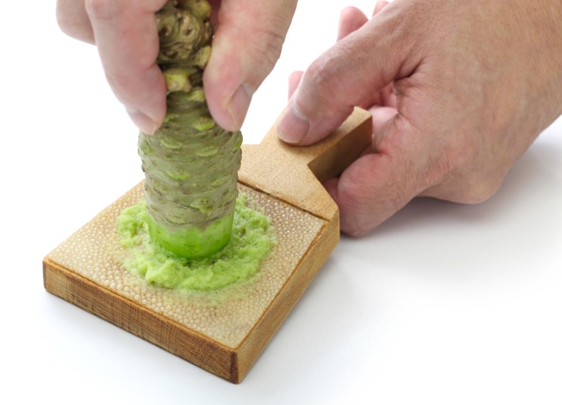 wasabi: usi in cucina