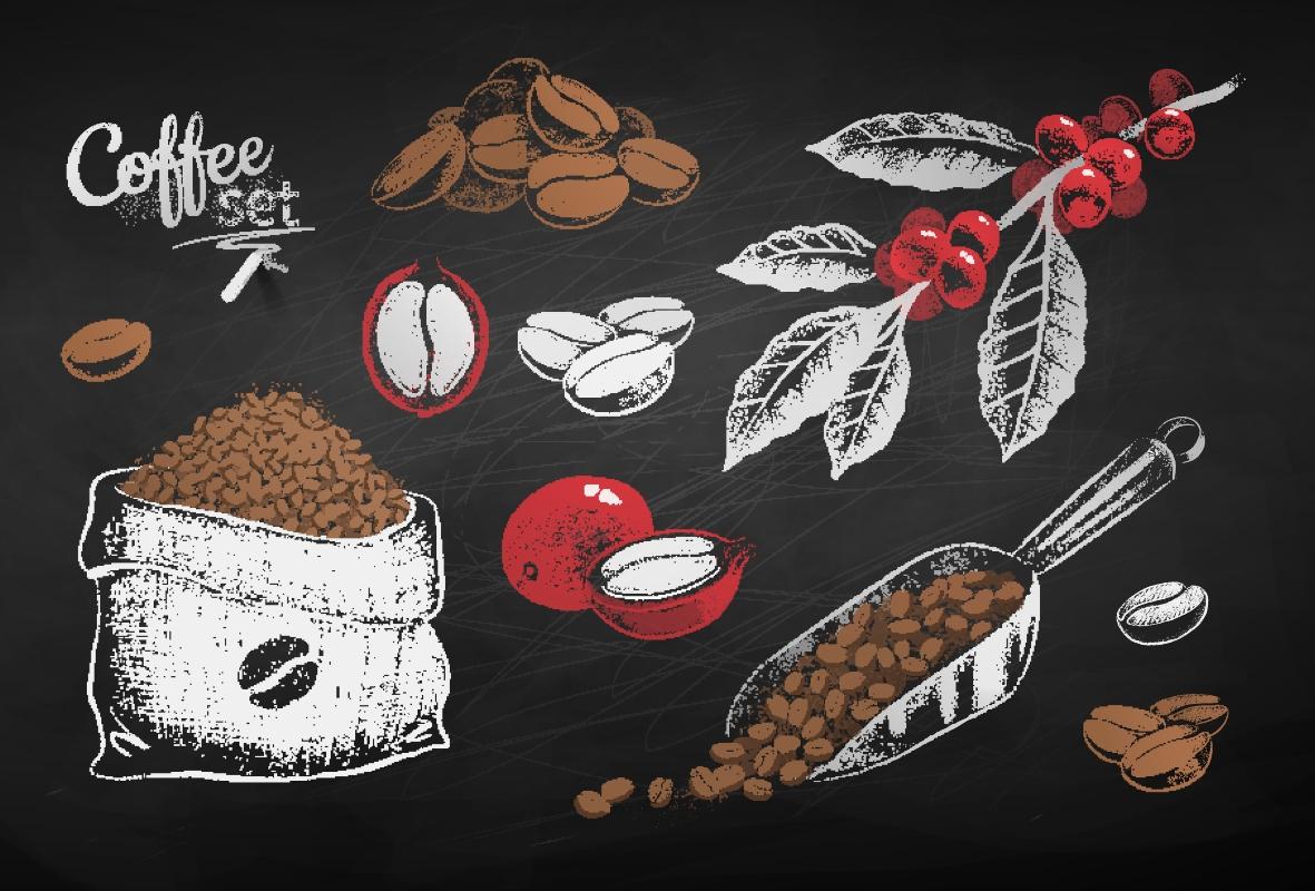 la storia del caffè
