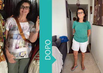 dieta melarossa Carla 10 kg