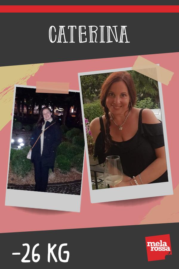 testimonial Melarossa Caterina 26 kg