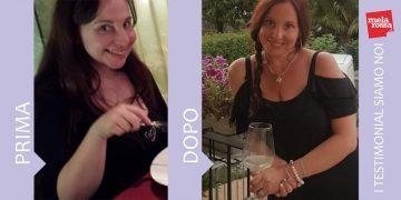dieta melarossa caterina 26 kg