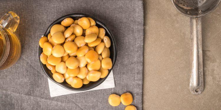 I lupini: i legumi ricchi di proteine, amici della dieta vegetariana