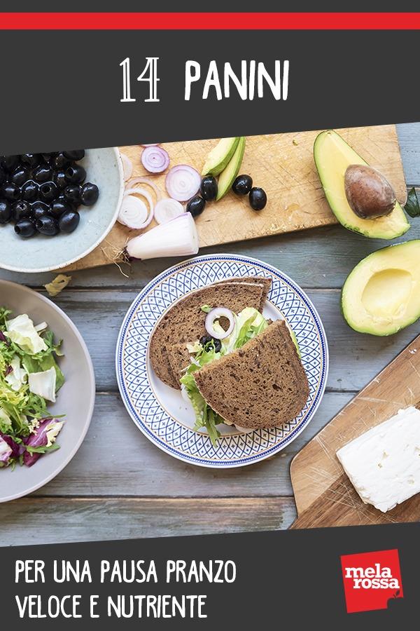 Panini light a dieta: 14 ricette per una pausa pranzo veloce e sana