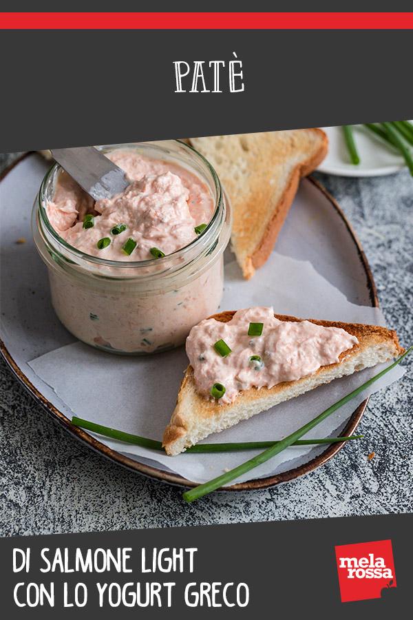 Patè di salmone: la ricetta light da preparare in casa