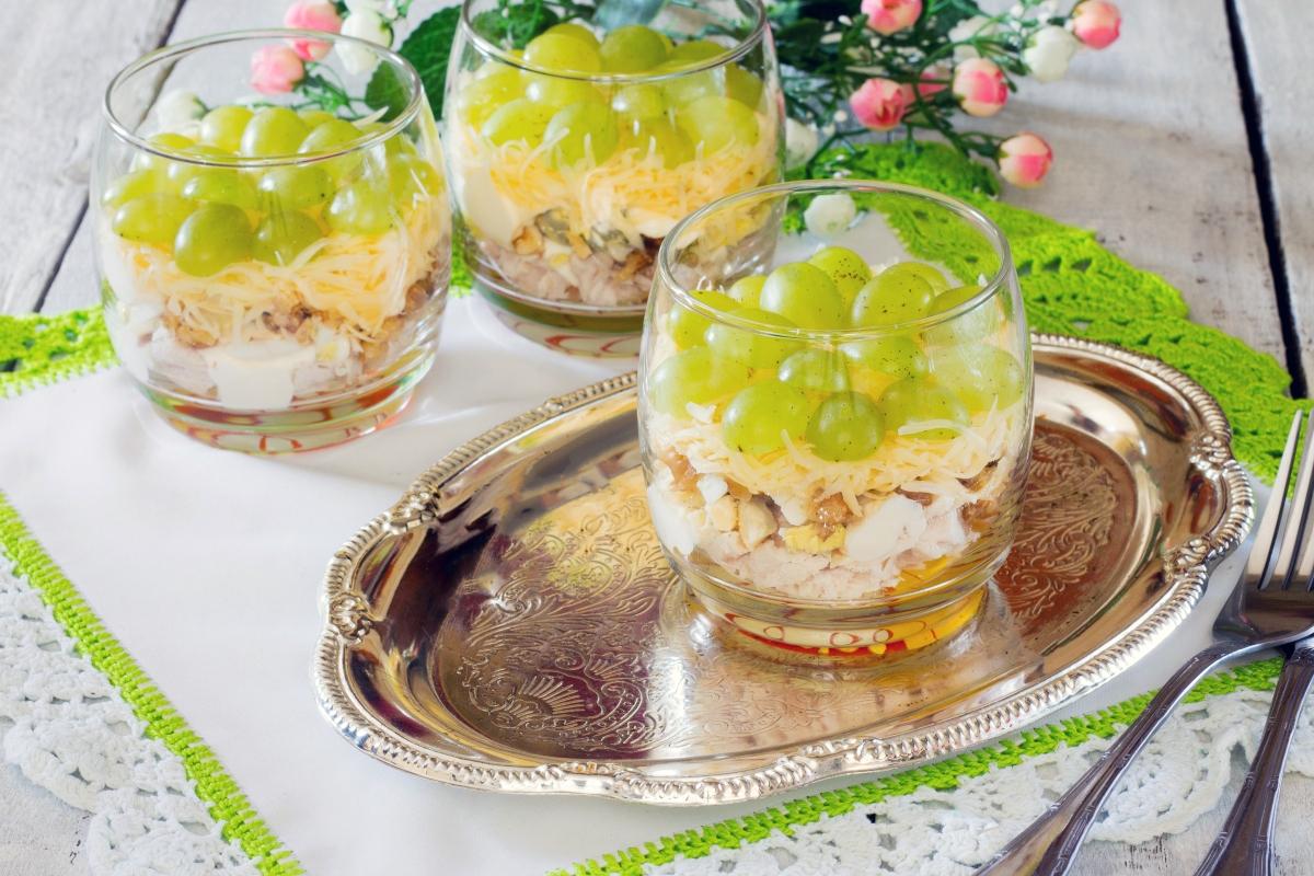 ricette con uva