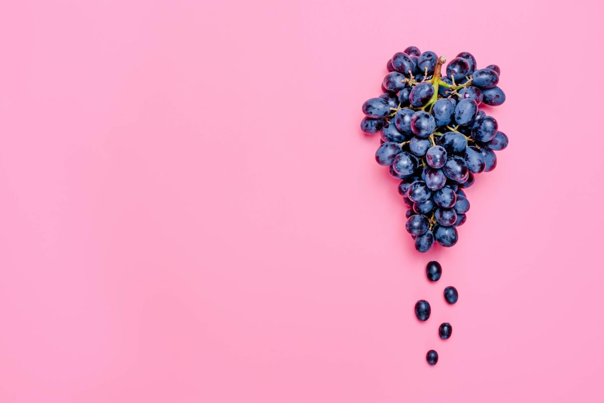 uva: ricco di antiossidanti