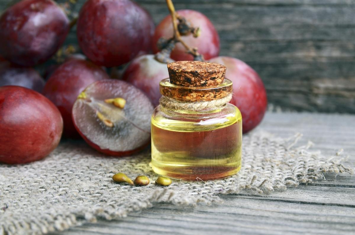 trattamenti di bellezza con uva