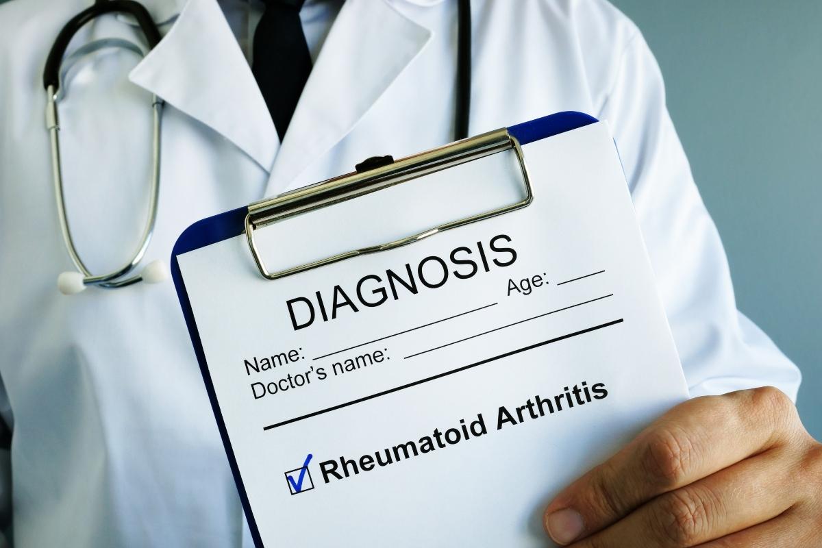 artrite reumatoide: diagnosi