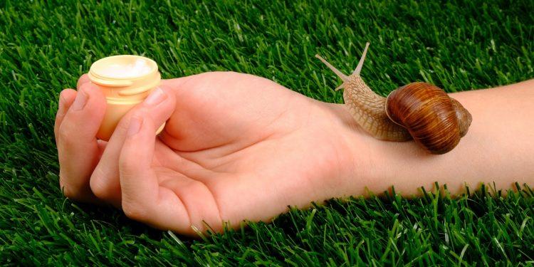 bava di lumaca in cosmesi: proprietà e benefici per la pelle