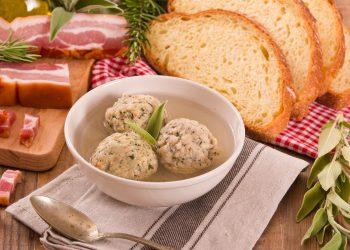 Canederli: una ricetta sana ed economica