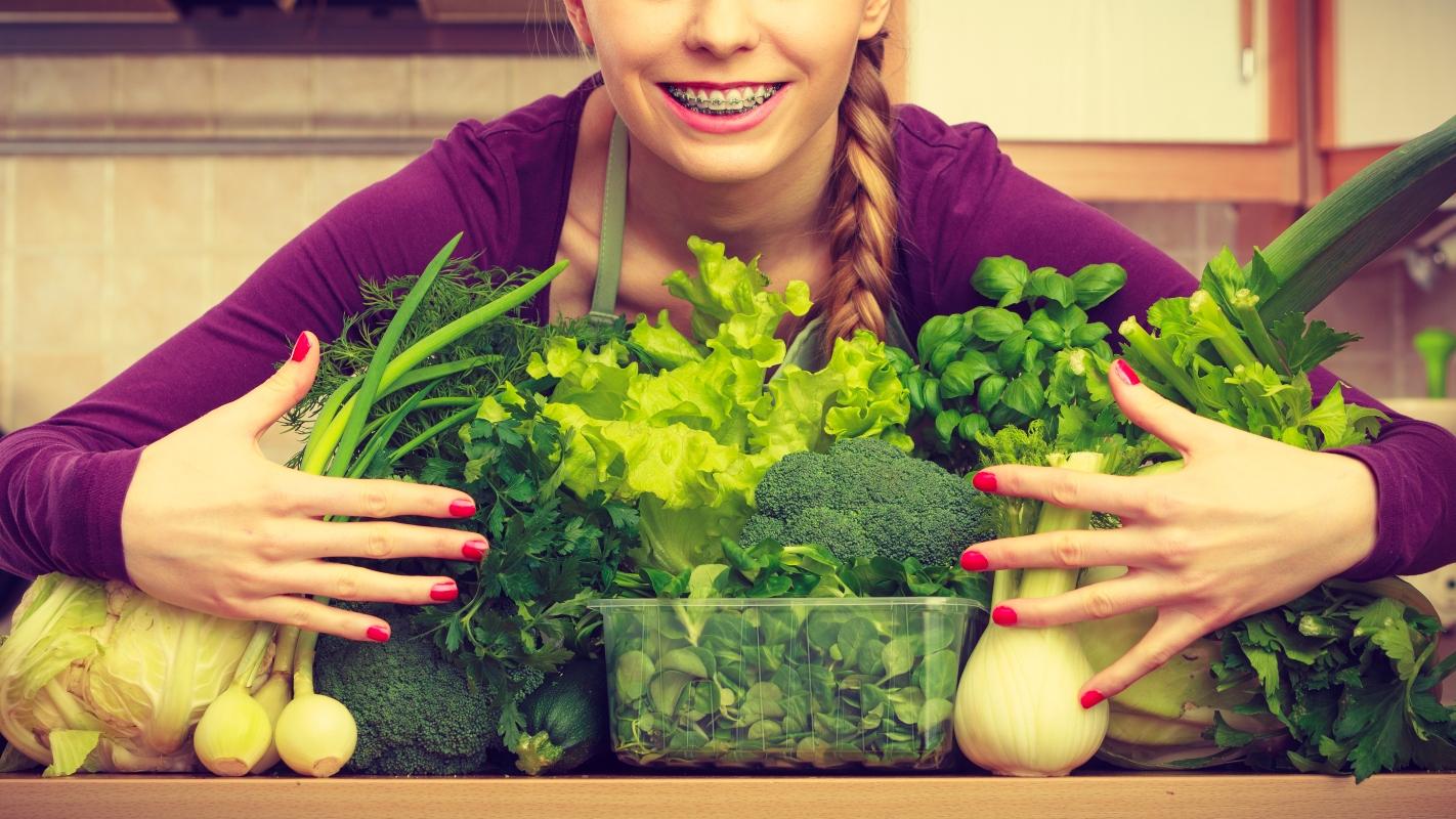 clorofilla: cos'è, proprietà, benefici, integratori