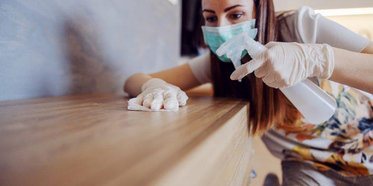 Coronavirus: ecco le regole igieniche da adottare in casa per limitare il contagio