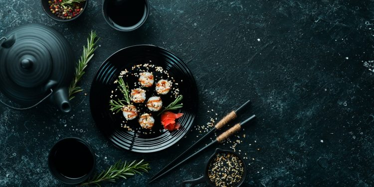 cucina giapponese: cosa ordinare quando sei a dieta