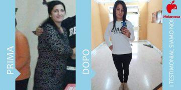 dieta melarossa Emilia 17 kg