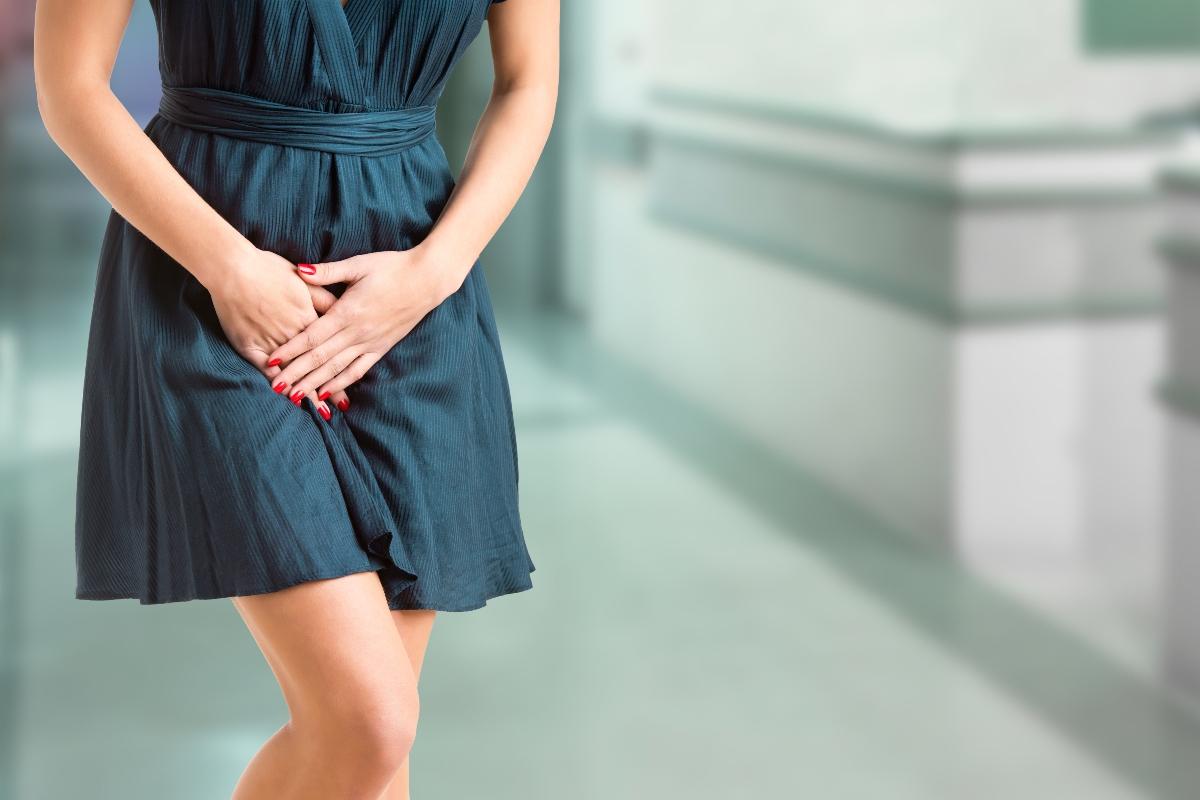 incontinenza urinaria: cos'è e cause