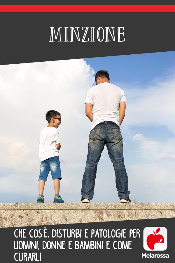 Minzione: cos'è, disturbi, patologie per uomini, donne e bambini e come curarli