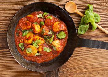 patate alla pizzaiola: contorno mediterraneo da mangiare a dieta