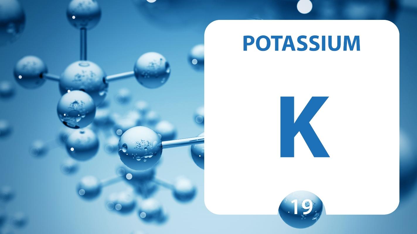potassio: a cosa serve