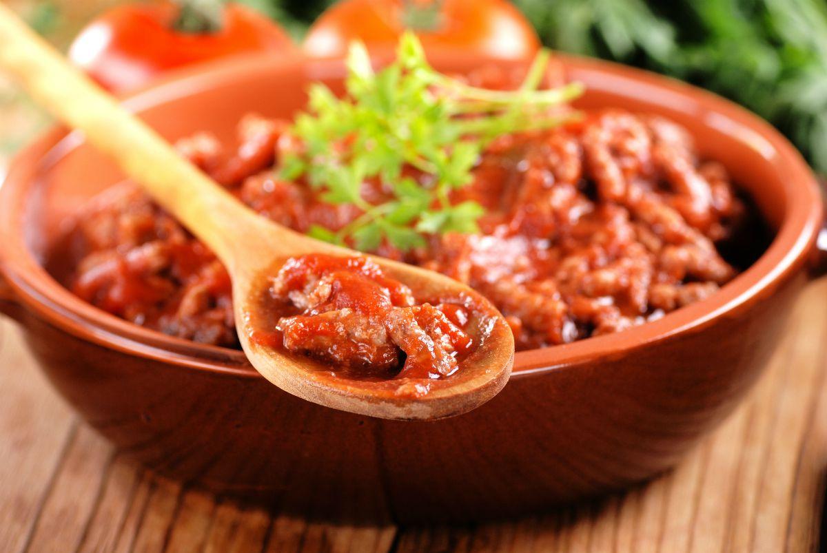 Ragù alla bolognese: ricetta emiliana