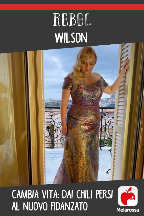 Rebel Wilson: persi tanti chili e ha trovato nuovo fidanzato