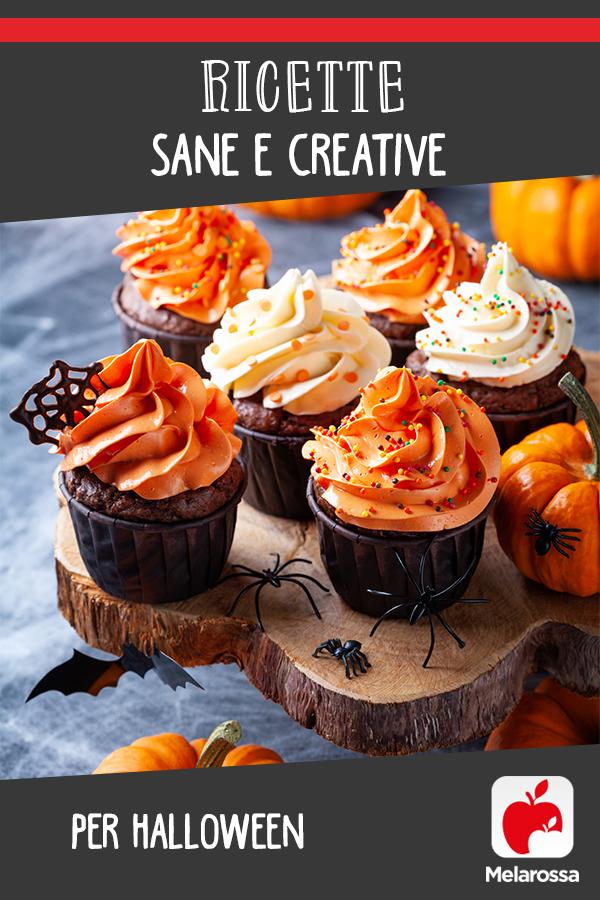 ricette Halloween: creative e sane per festeggiare