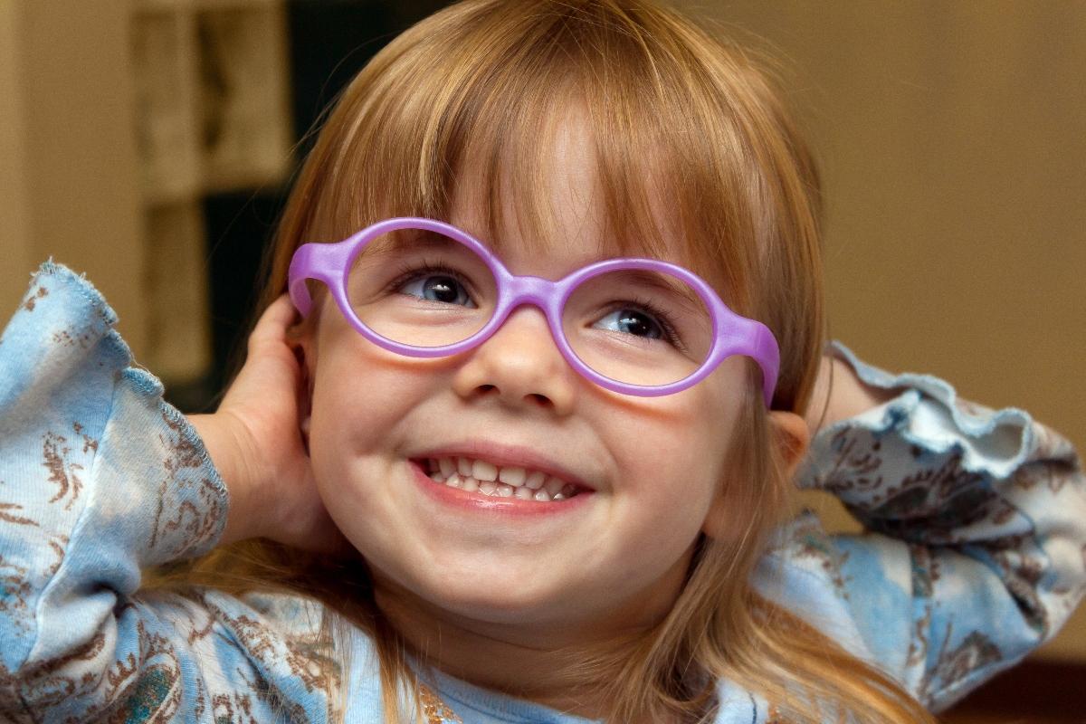 visita oculistica: principale patologie della vista : bambini