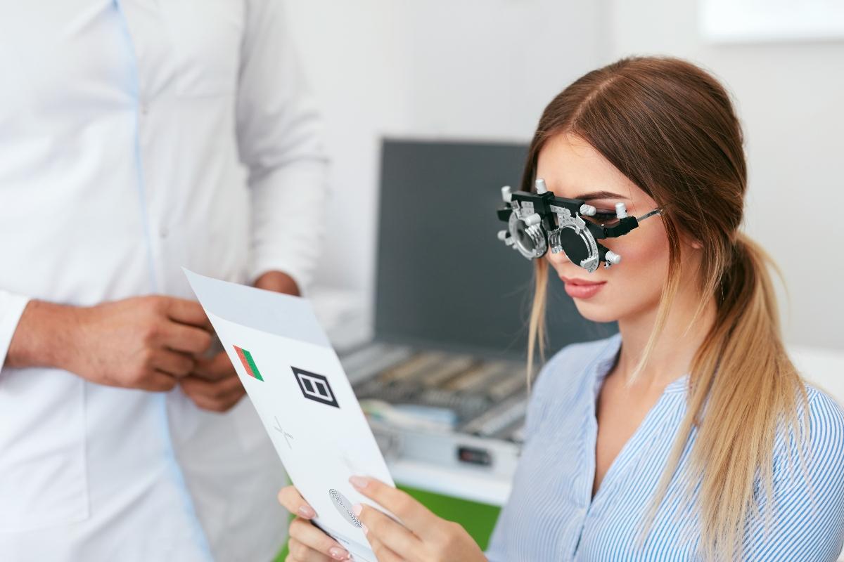 visita oculistica: esami essenziali