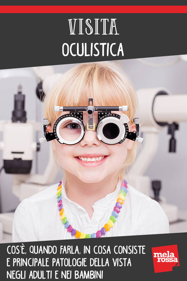 Visita oculistica: cos'è, quando farla e patologie della vista