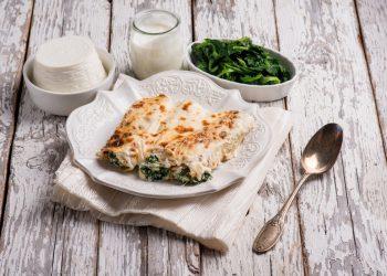 cannelloni ricotta e spinaci: ricetta per prepararli