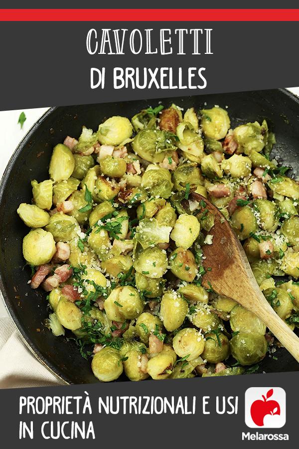 cavoletti di Bruxelles: cosa sono, valori nutrizionali, benefici e usi in cucina