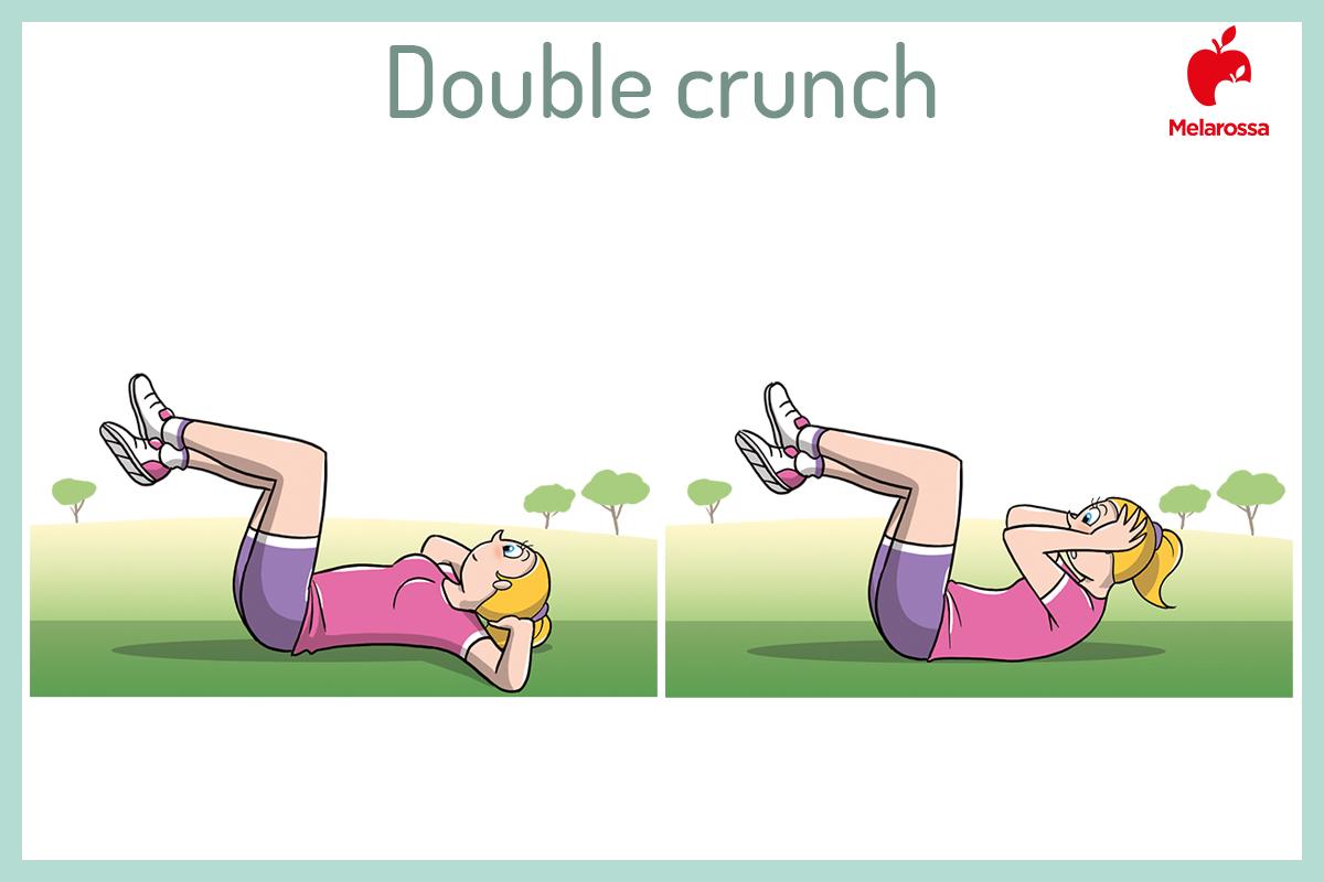 double crunch